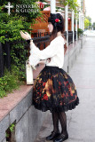 *Neverland*Flower-choosing Girl lolita normal waist skirt