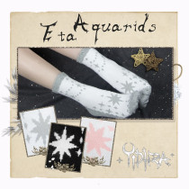 【Yidhra】Witch of Dreams~Eta Aquarids Lolita cotton sock