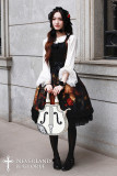 *Neverland*Flower-choosing Girl lolita braces skirt