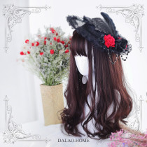 ★Nadia★55cm+Air banged lolita wig
