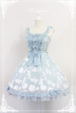 *Neverland*Summer secrets little high waisted thin JSK dress pre-order