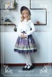 *Neverland*Arabian Nights print lolita skirt with bow