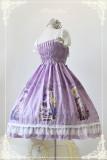 *Neverland*May Maidens sweet lolita Jumper dress version Ⅰ