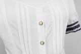 *Neverland*Morning Star Idol Academy bubble sleeves inner shirt