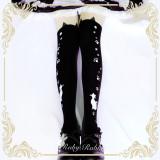 【Ruby rabbit】Cat bell print lolita tights