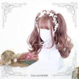 ★Adeline's serenade ★32cm Base+45cm 2 Removable Ponytails Lolita Wig