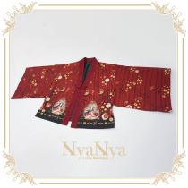 NyaNya*Print Haori