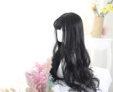★Sylvia★65cm+Air banged lolita wig