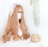 ★The opera house の dithyrambs★65cm+Air banged lolita wig