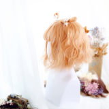 ★Churnie★35cm+Air banged lolita wig