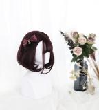★Deobie★32cm Base+45cm 2 Removable Ponytails Lolita Wig
