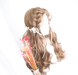 ★Angel★65cm+Gentle big curly lolita wig