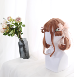 ★Leah's afternoon tea★35cm+ Roman curly lolita wig