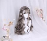 ★Camilla★65cm+Long curly lolita wig