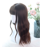 ★Aliel★50cm + Big wave curly lolita wig