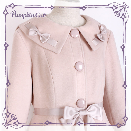 A Little Lady ~4 colors lolita coat