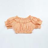 *Pure Cotton Lolita Tops/Inner blouse