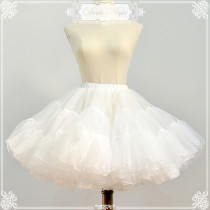 DorisNight**A-line Shaped Lolita Petticoat/Lolita skirt