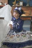 DorisNight**The cat tarot*Lolita Print JSK Dress