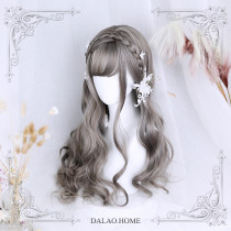 ★Camilla★65cm+Long curly lolita wig
