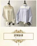 SUSIN-Gaea &Rhea Stand Collar Lolita Blouse
