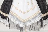 The twilight hymns*Unicolor Stars Lolita JSK Dress