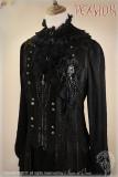 Arca et Ovis*Little Deamon* Vintage Gothic Long Sleeve Lolita Blouse In Stock
