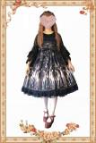 Infanta*Elk Series*Printing Sweet Lolita Jumper Skirt