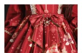 SIKA LOLITA*Royal circus*Long sleeve lolita jumper skirt/op dress for Autumn and winter