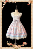 Infanta*Rose Queen*Sweet Lolita Jumper Skirt