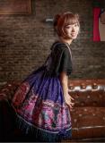 Neverland*Opera cats*printing daily lolita  jumper skirt