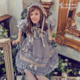 Classical puppets*The dolly girl BB dress* lolita op dress