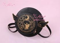 To Alice*Magic circle printing daily lolita backpack
