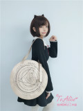 To Alice*Magic circle coining lolita bag