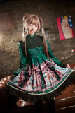 Neverland*Opera cats*printing daily  lolita op dress