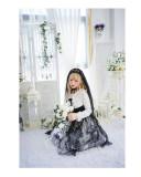 Neverland*Music box*daily high waist lolita jumper skirt