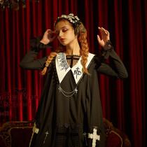 Classical puppets*The Holy Cross*lolita op dress/doll dress