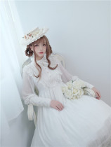 To Alice*Vitoria style long sleeve lolita dress
