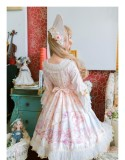 SIKA LOLITA*Fire sign*Long sleeve lolita op dress for Autumn and winter