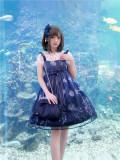 To Alice*Song of the Sea Shell starfish pendant lolita bag