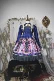 Neverland*Opera cats*printing daily  lolita op dress