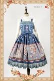 Infanta*Alice's book of secrets*Printing Sweet Lolita Jsk dress