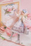 Infanta*Alice's book of secrets*Printing Sweet Lolita Jsk dress