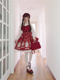Doll Paradise ~The Wizard of Oz Sweet Lolita JSK Dress