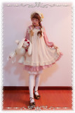 Infanta*Doll's suit*Unicolor Lolita OP dress