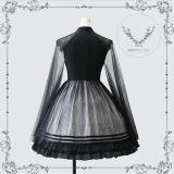 Milu*Qi Lolita* Printing Lolita OP Dress