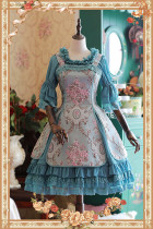 Infanta*SWindsor's Afternoon tea*Sweet Lolita Jumper Skirt
