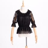 Abbey*Sweet Lace Lolita Blouse