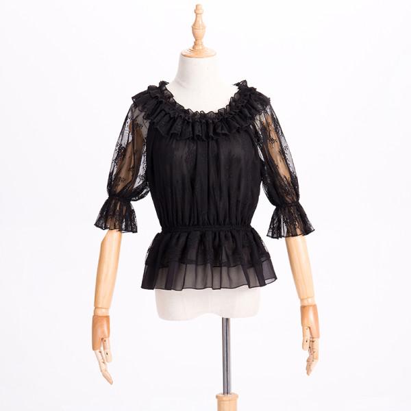 Abbey*Sweet Lace Lolita Blouse
