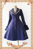 Infanta*Cinderella*Embroidered Lolita Coat
